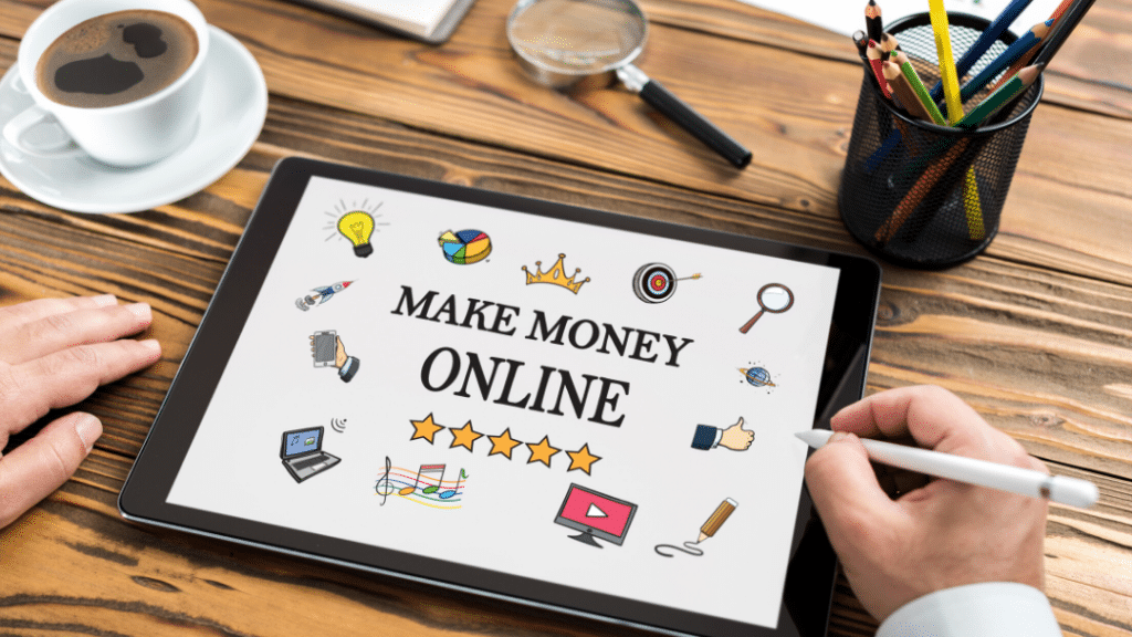Make money online with Affiliate Progams